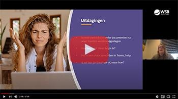 Video webinar documenten opslaan in Microsoft 365