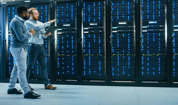 datacenter erp data veilig