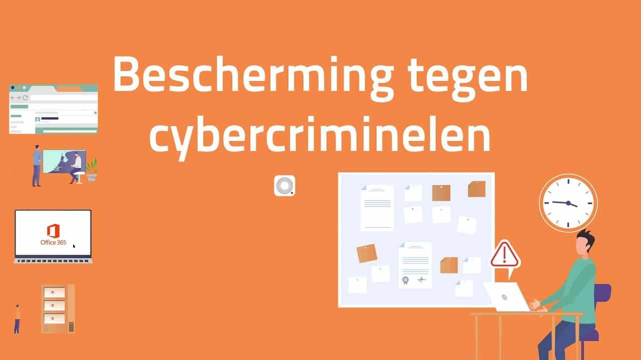 Video cyber security WSB Solutions - bescherming tegen cybercriminelen