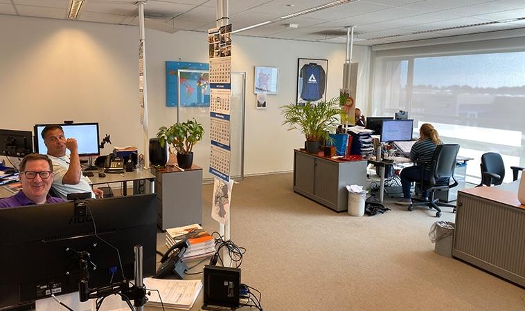 Anamet - kantoor
