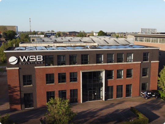 WSB Solutions pand Hardinxveld