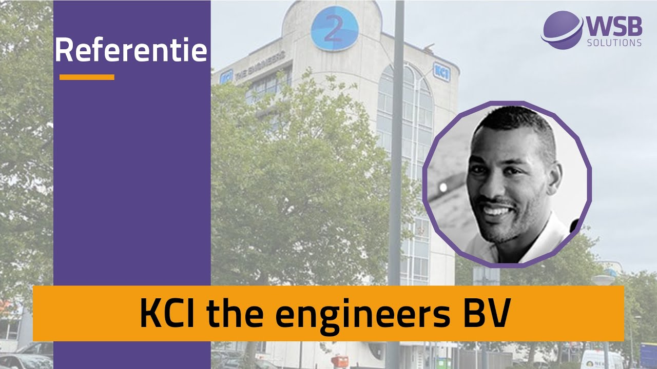 Video referentie KCI the engineers interview Mwata Belgrave